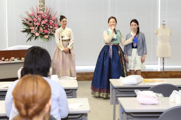 韓服体験イベント